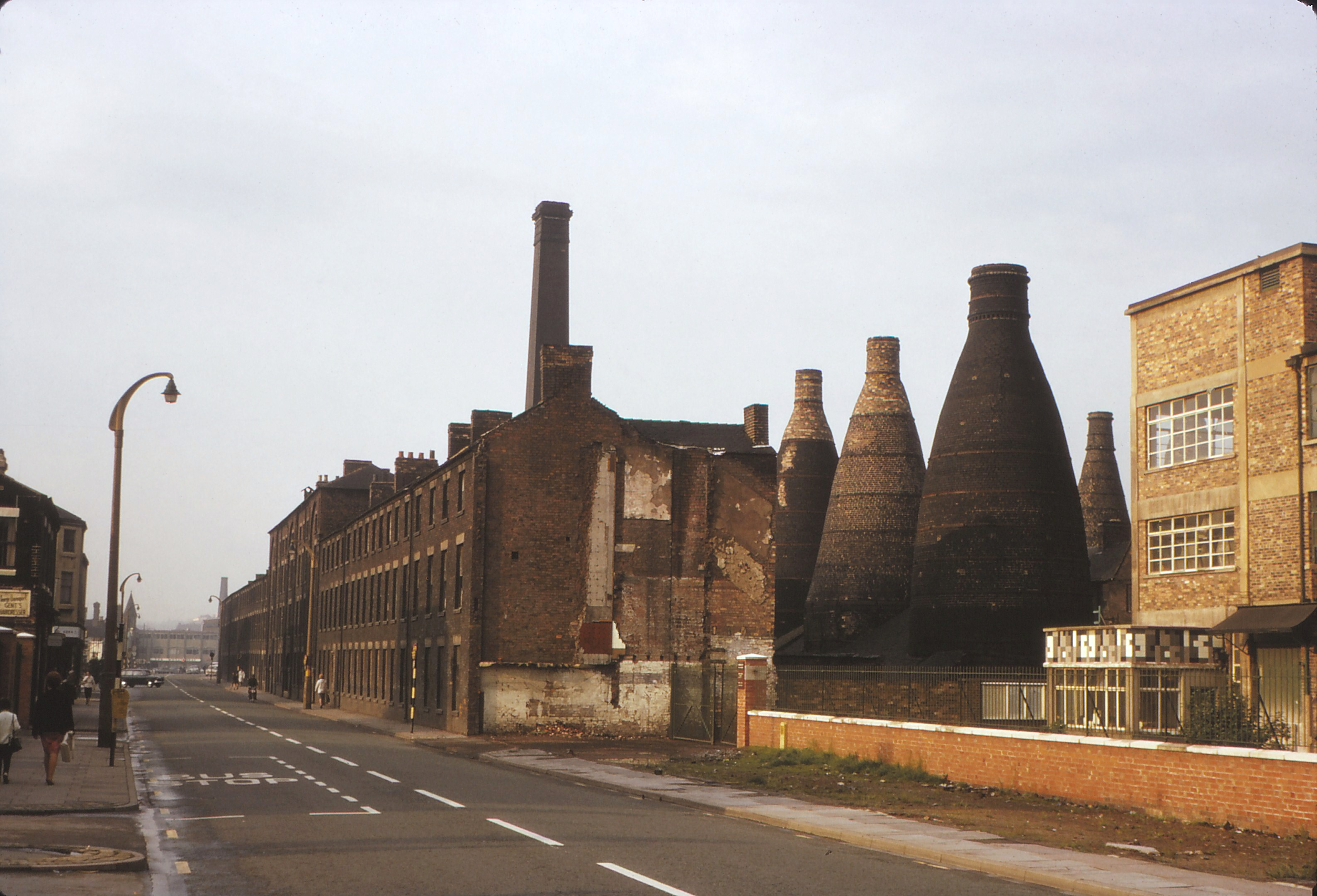 Minton Factory London Road Stoke First On The Right