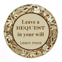 Leave a Bequest in Your Will  Learn more