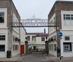 Spode frontgate
