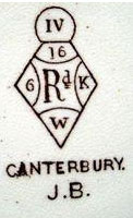Canterbury mark
