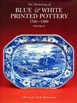 Blue and White Printed Pottery Vol 1