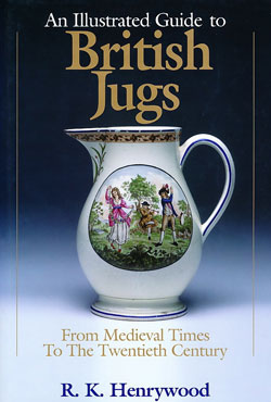 An Illustrated Guide to British Jugs