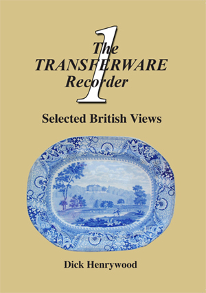 Transferware Recorder cover