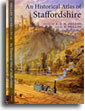 Historical Atlas of Staffordshire book cover