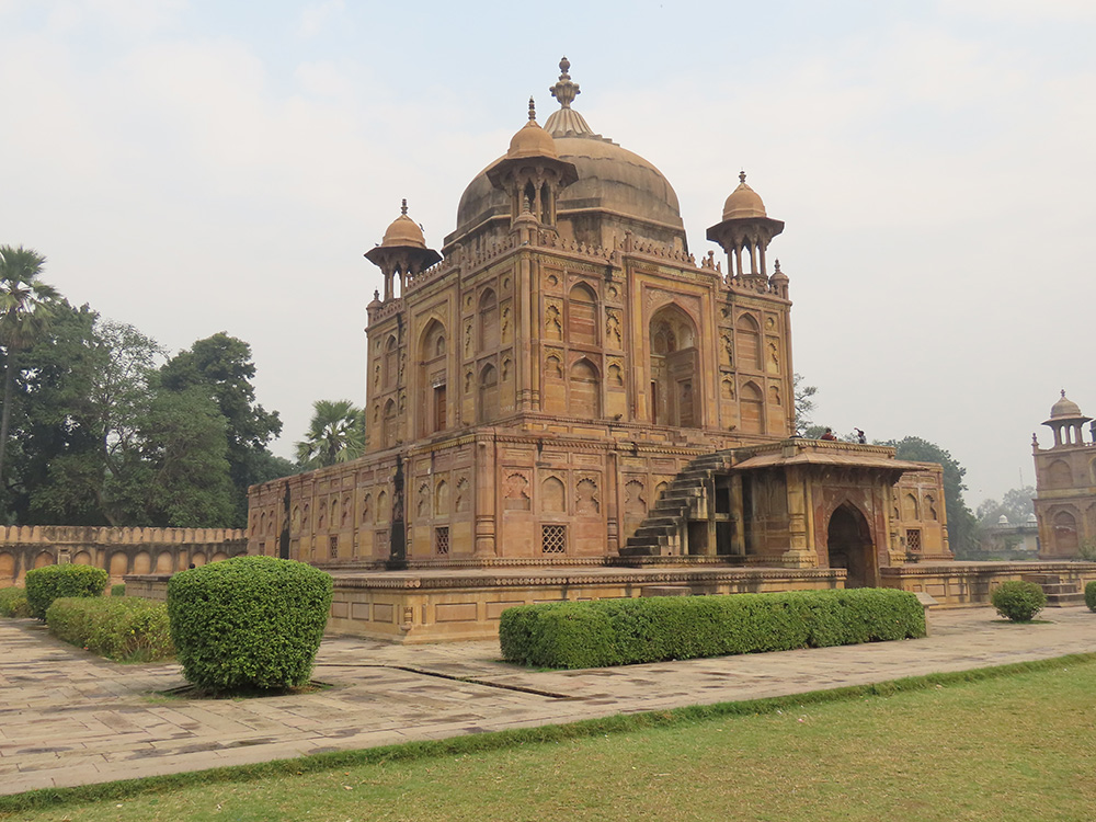 Tomb of Nisar Beghum