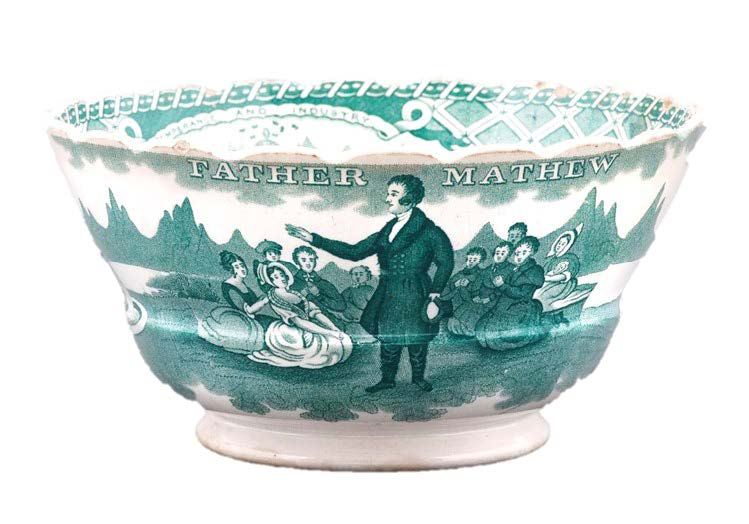 Father Mathew bowl