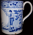 The Immortal William Shakespeare Mug