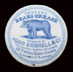Genuine Bears Grease