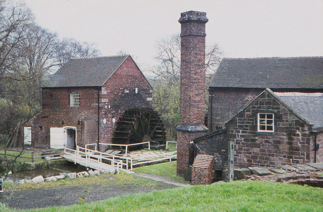 Cheddleton Mill