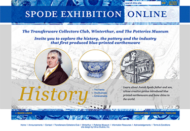 spode ceramics website