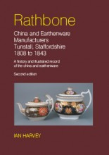 Rathbone, China and Earthenware Manufacturers, Tunstall, Staffordshire  1808 to 1843
