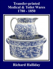 Transfer-printed Medical & Toilet Wares 1780-1850