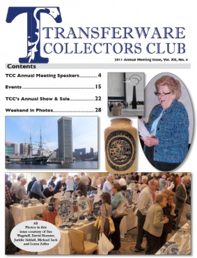 cover 2011 Annual Meeting Issue, Vol. XII, No. 4